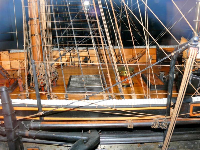 Musée de la Marine de Toulon Maquettes La_fla30