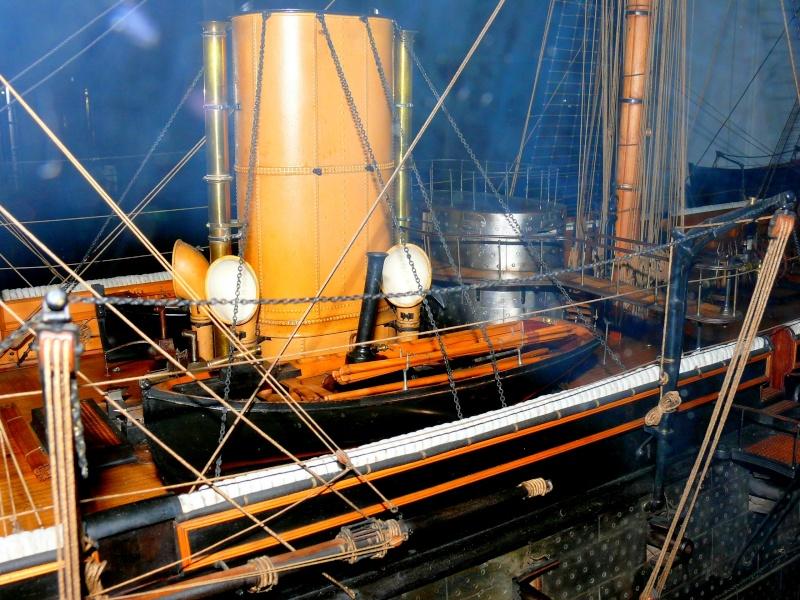 Musée de la Marine de Toulon Maquettes La_fla31