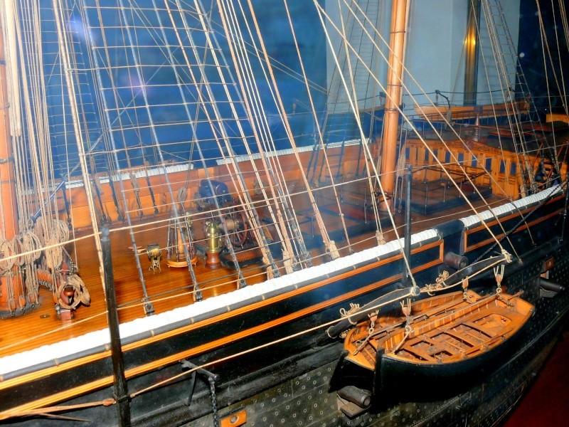Musée de la Marine de Toulon Maquettes La_fla32