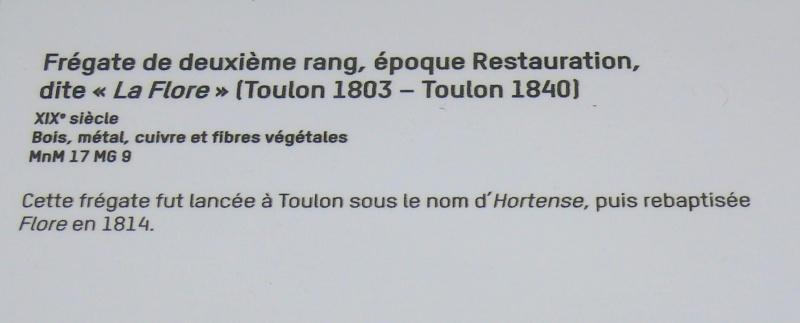 Musée de la Marine de Toulon Maquettes La_flo12