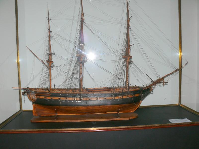 Musée de la Marine de Toulon Maquettes La_flo13
