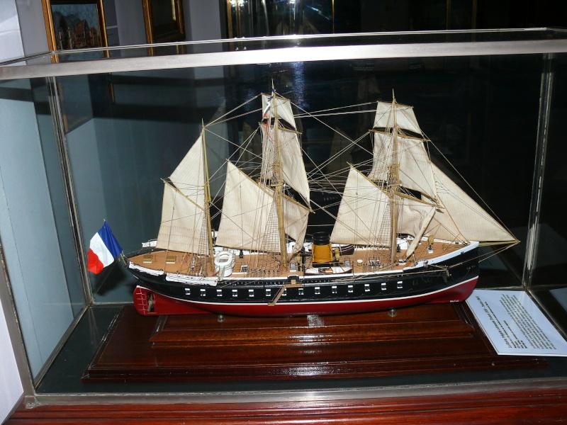 Musée de la Marine de Toulon Maquettes La_glo14