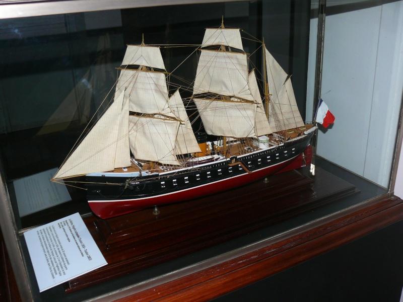 Musée de la Marine de Toulon Maquettes La_glo15