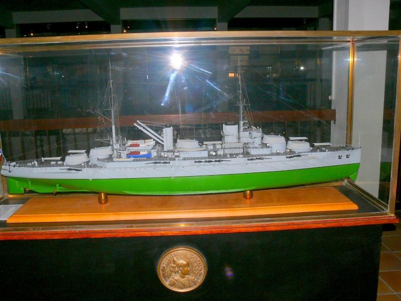 Musée de la Marine de Toulon Maquettes La_pro15