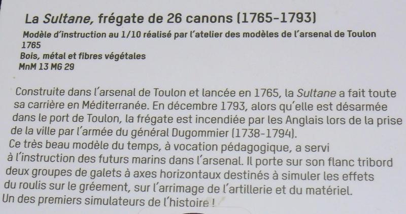 Musée de la Marine de Toulon Maquettes La_sul25