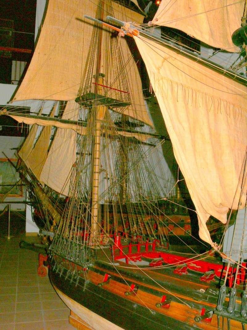 Musée de la Marine de Toulon Maquettes La_sul28