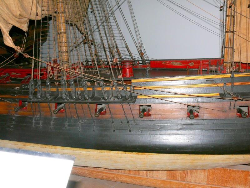 Musée de la Marine de Toulon Maquettes La_sul30