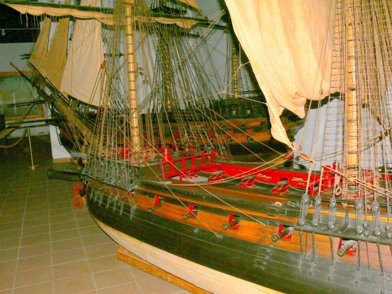 Musée de la Marine de Toulon Maquettes La_sul31