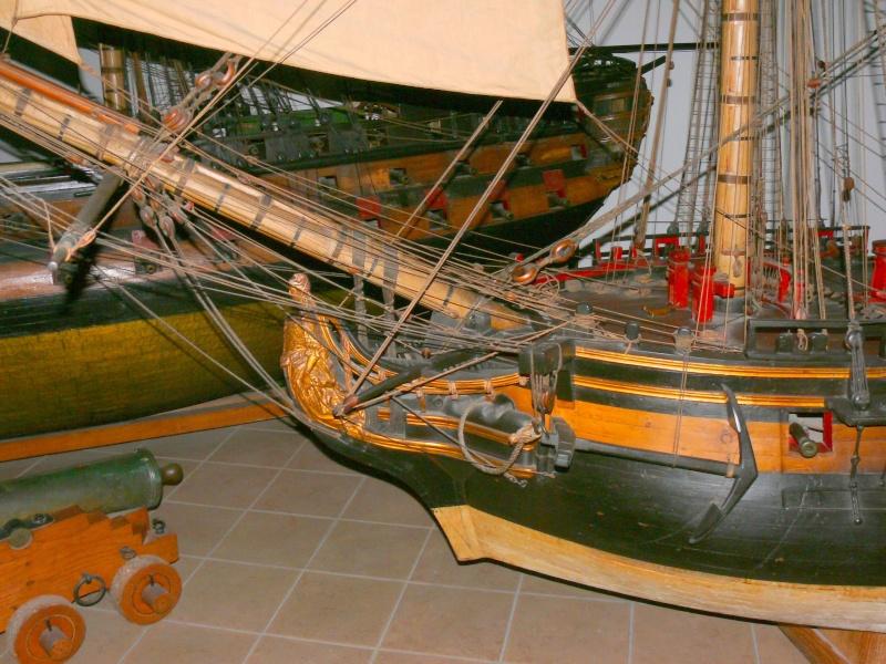 Musée de la Marine de Toulon Maquettes La_sul32