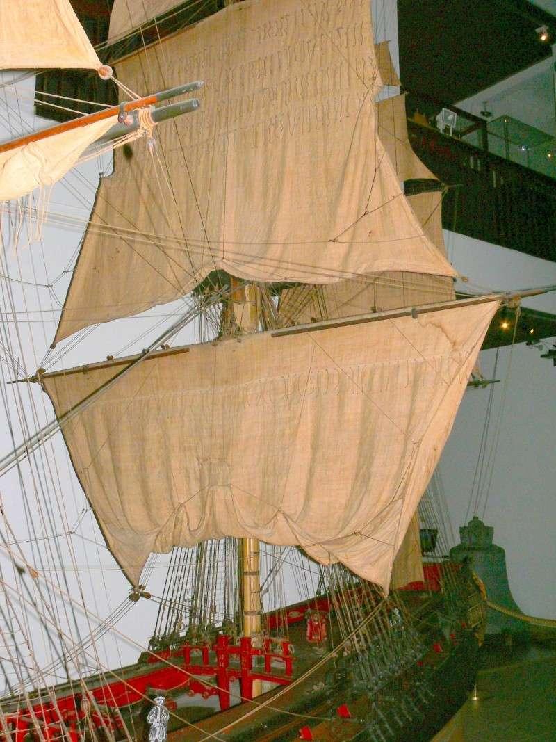 Musée de la Marine de Toulon Maquettes La_sul33