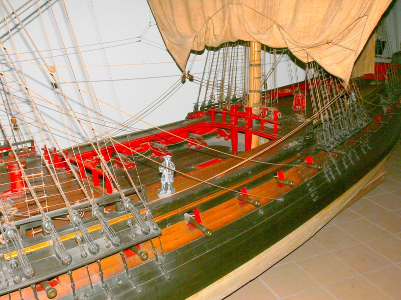 Musée de la Marine de Toulon Maquettes La_sul34