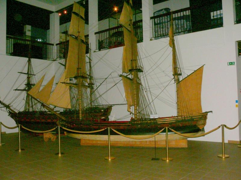 Musée de la Marine de Toulon Maquettes La_sul36