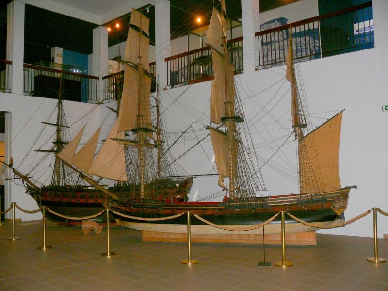 Musée de la Marine de Toulon Maquettes La_sul37
