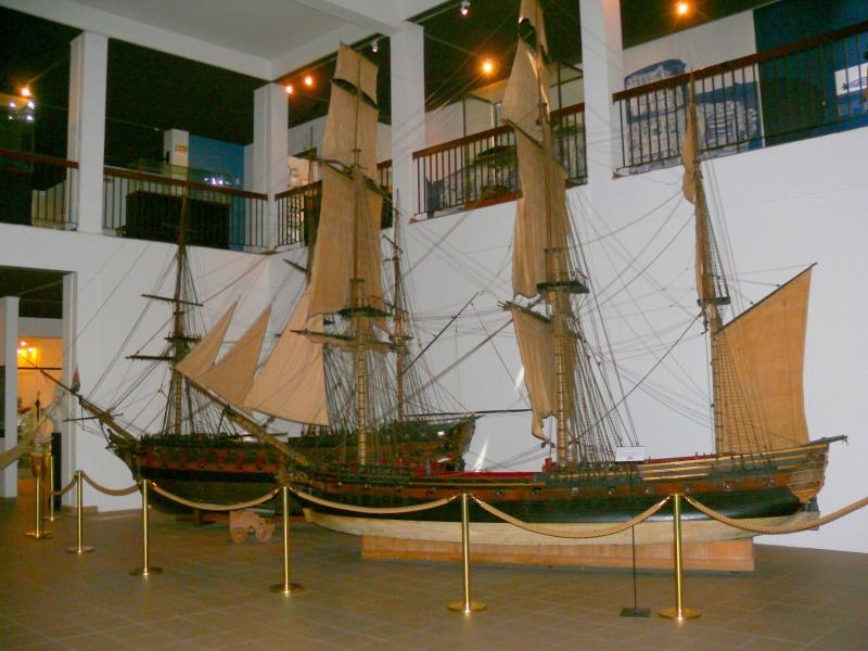 Musée de la Marine de Toulon Maquettes La_sul38
