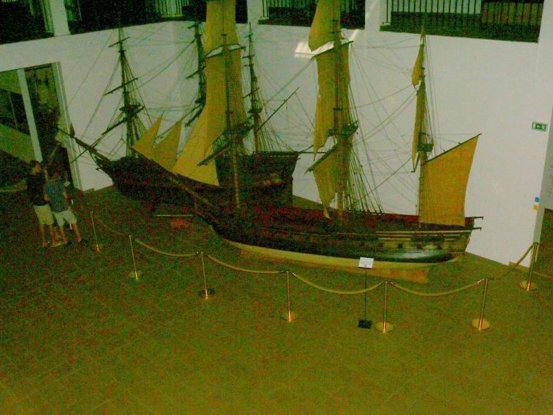 Musée de la Marine de Toulon Maquettes La_sul39
