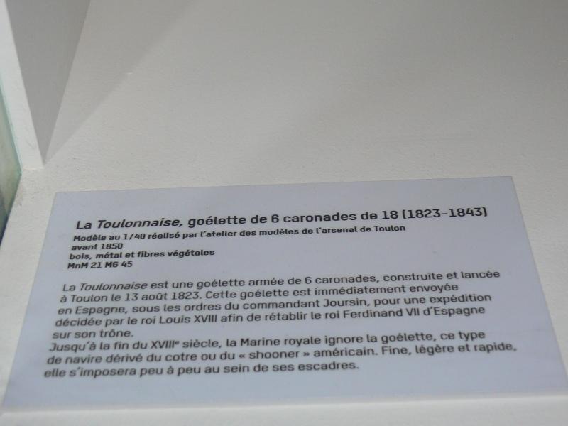 Musée de la Marine de Toulon Maquettes La_tou19