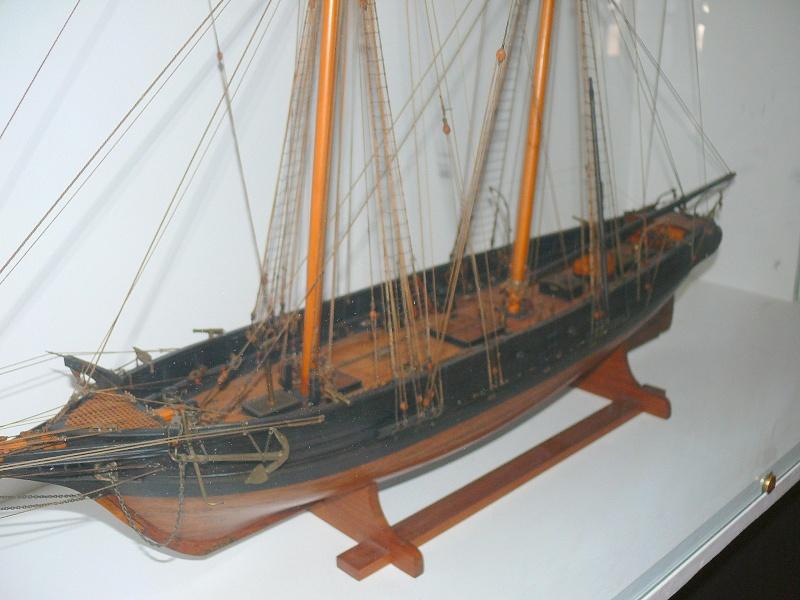 Musée de la Marine de Toulon Maquettes La_tou21