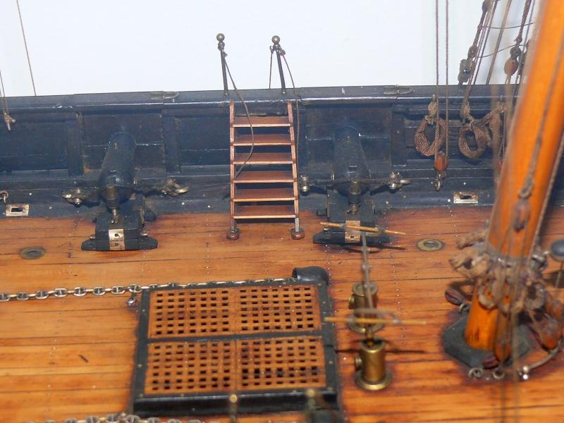 Musée de la Marine de Toulon Maquettes La_tou24