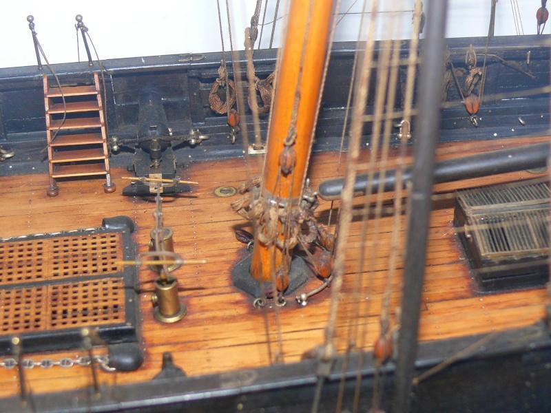 Musée de la Marine de Toulon Maquettes La_tou27