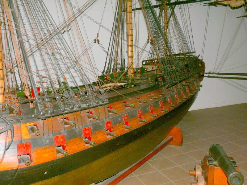 Musée de la Marine de Toulon Maquettes Le_duq17