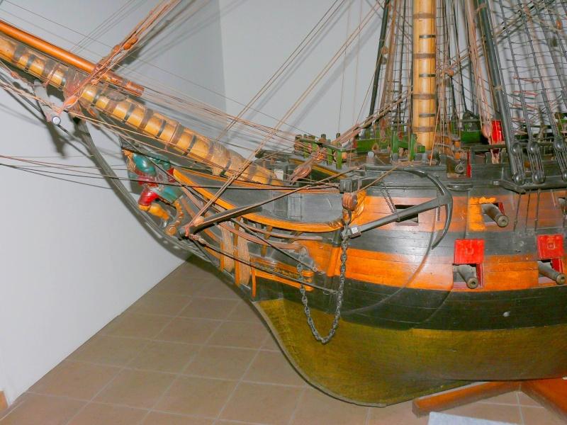 Musée de la Marine de Toulon Maquettes Le_duq18
