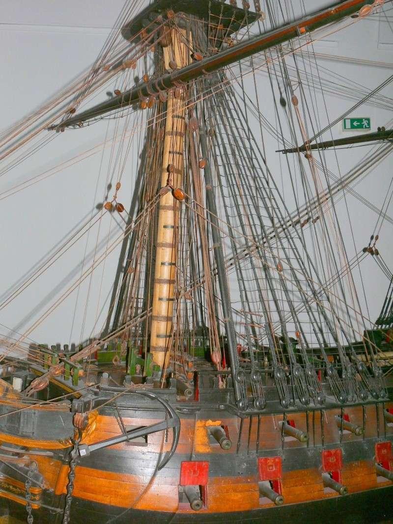 Musée de la Marine de Toulon Maquettes Le_duq19