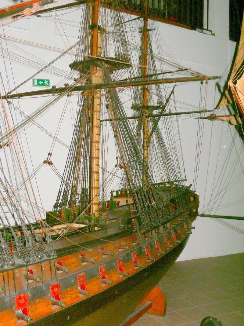 Musée de la Marine de Toulon Maquettes Le_duq20