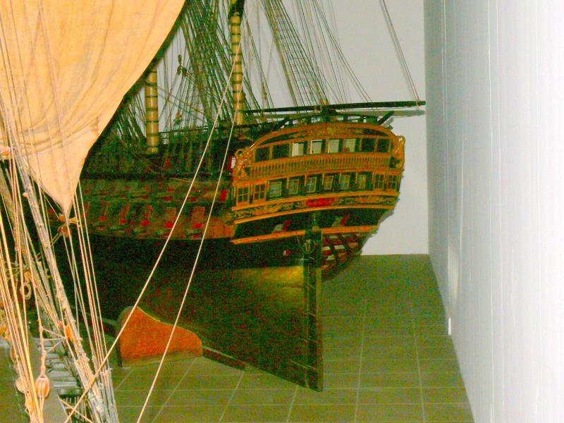 Musée de la Marine de Toulon Maquettes Le_duq21
