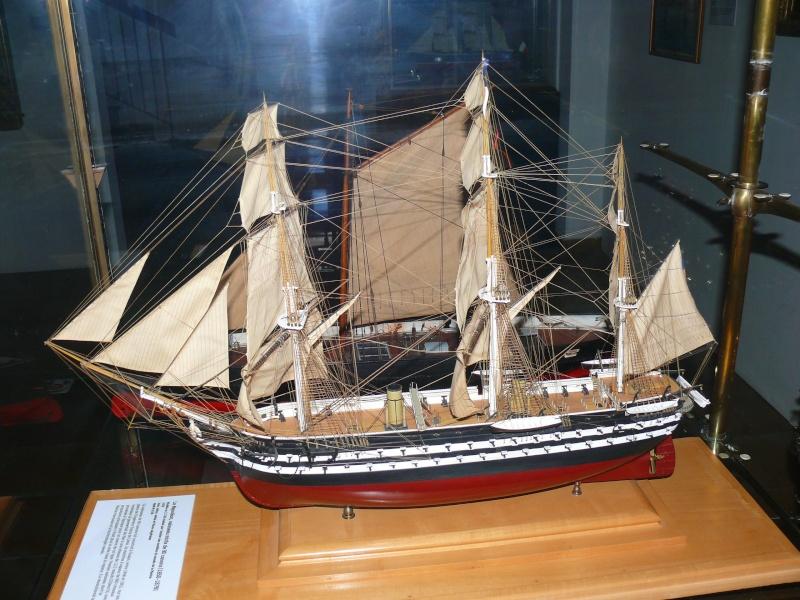 Musée de la Marine de Toulon Maquettes Le_nap14