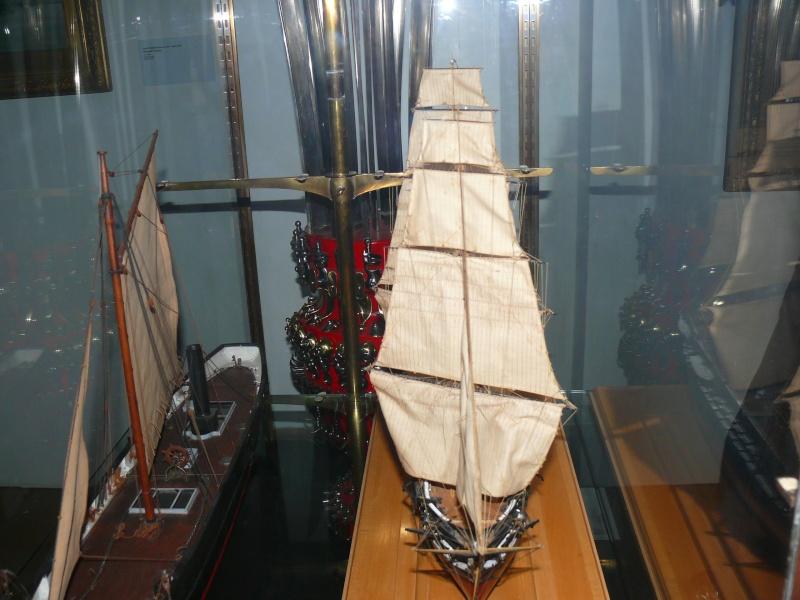 Musée de la Marine de Toulon Maquettes Le_nap15