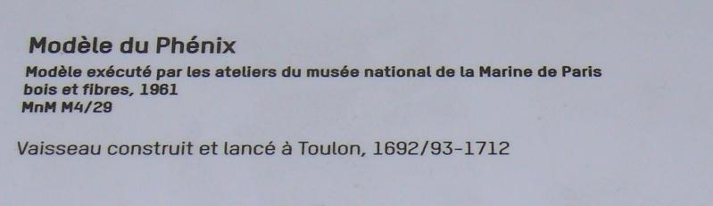 Musée de la Marine de Toulon Maquettes Le_phe12