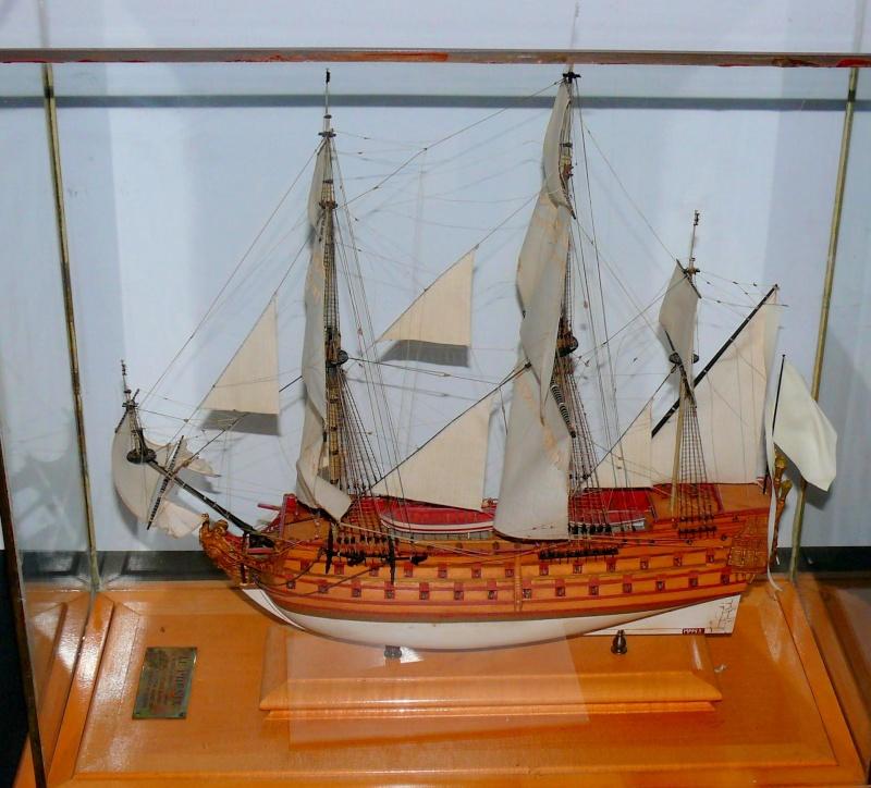 Musée de la Marine de Toulon Maquettes Le_phe13