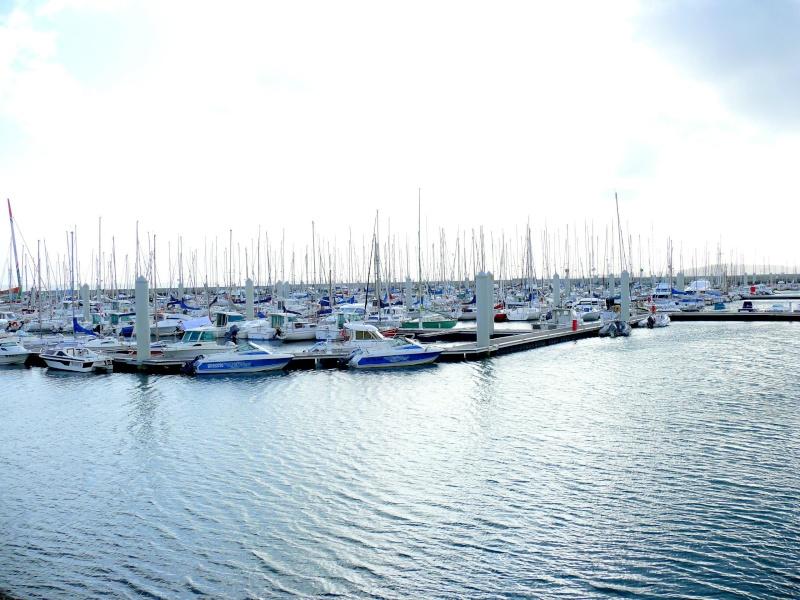 Port de la Marina du château de Brest Port_d11