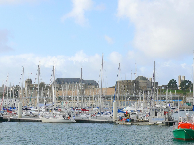 Port de la Marina du château de Brest Port_d16