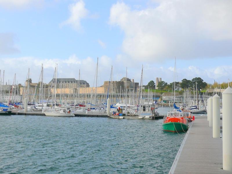 Port de la Marina du château de Brest Port_d17
