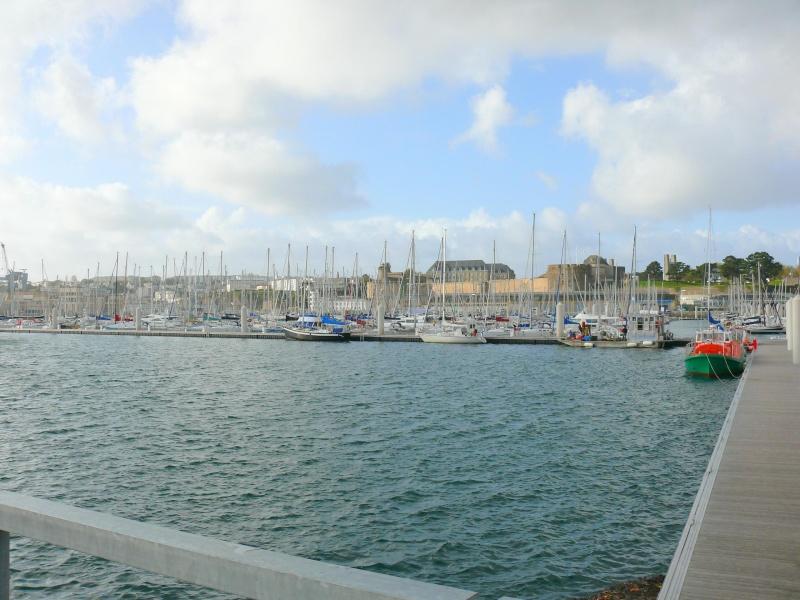 Port de la Marina du château de Brest Port_d18