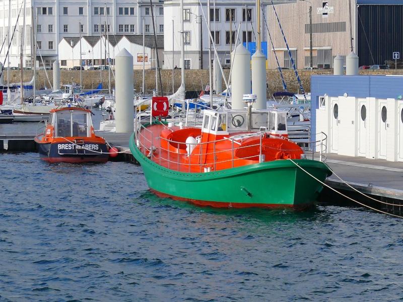 Port de la Marina du château de Brest Port_d20