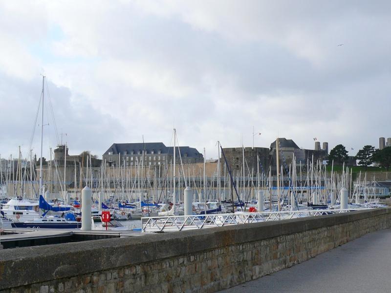 Port de la Marina du château de Brest Port_d21