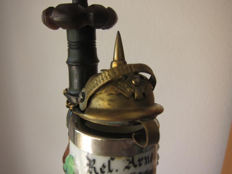 identification & estimation pipe allemande WW1 Img_9211