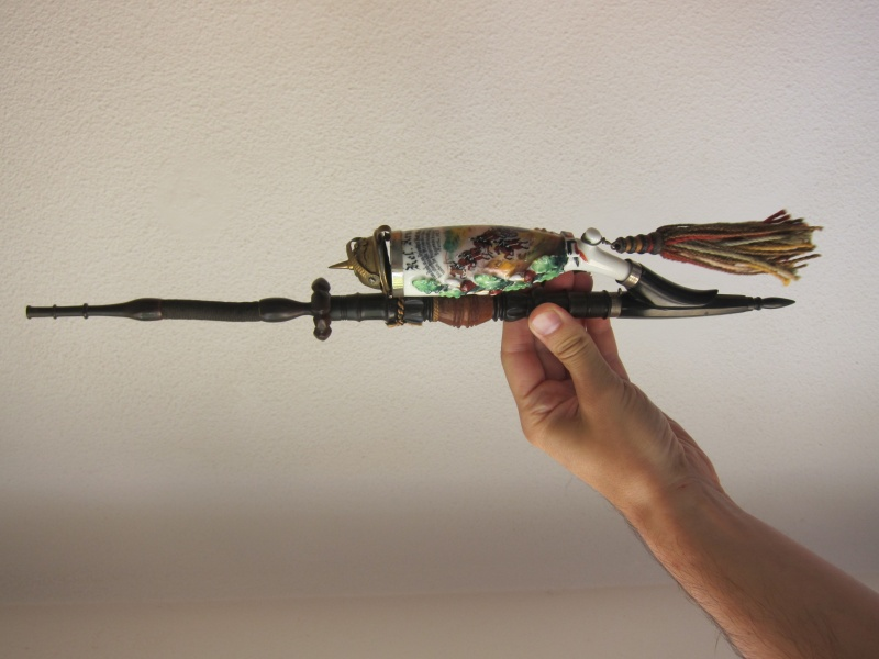 identification & estimation pipe allemande WW1 Img_9212