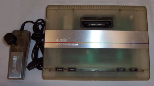 les proto de consoles 8 bit  7800cl10