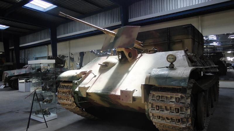 sdkfz - sdkfz 179 bergepanther 1/35 italeri Dsc04424