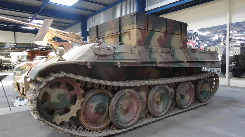 sdkfz - sdkfz 179 bergepanther 1/35 italeri Dsc04425
