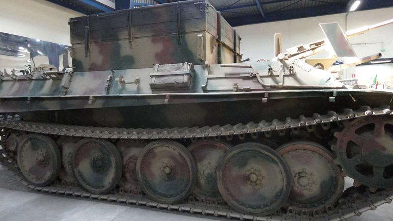 sdkfz - sdkfz 179 bergepanther 1/35 italeri Dsc04426