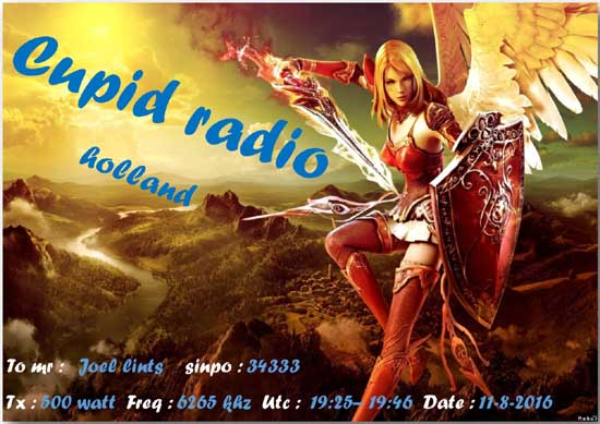 eQSL de Cupid Radio Cupid_10