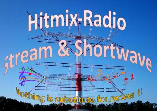 eQSL de HITMIX Radio Hitmix10