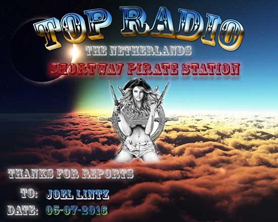 eQSL de TOP radio Top_ra10