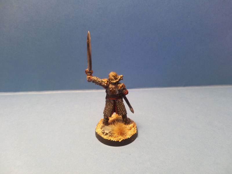 Golden Sauron n°3, Catégorie 1 : Héros Pédestre Img_2011