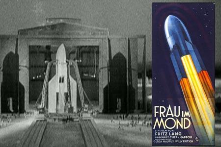 La vision de la pesanteur par Fritz Lang en 1929 Frau10