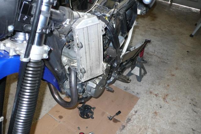le DR-Z 400 S de willix P1070113